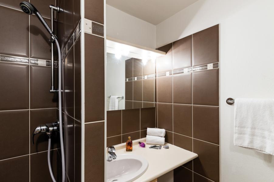 Urlaub in den Bergen Résidence Lagrange l'Ardoisière - Saint Lary Soulan - Waschräume
