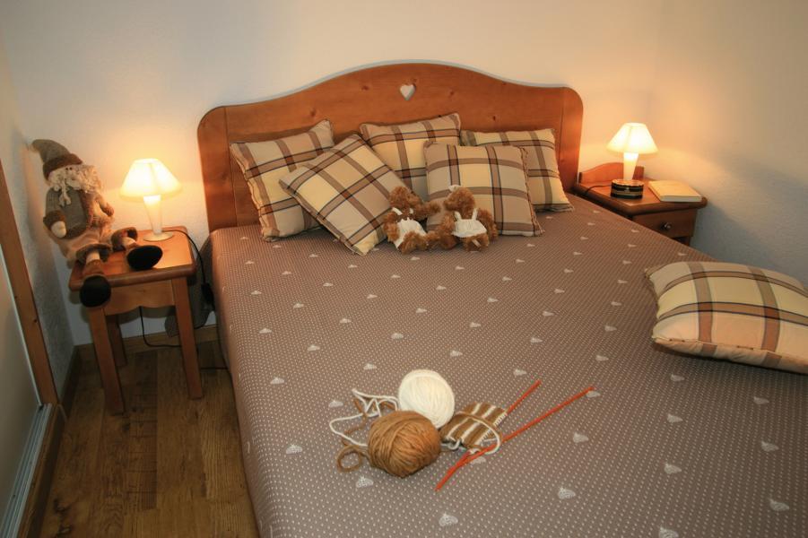Urlaub in den Bergen Résidence Lagrange l'Arollaie - Peisey-Vallandry - Schlafzimmer