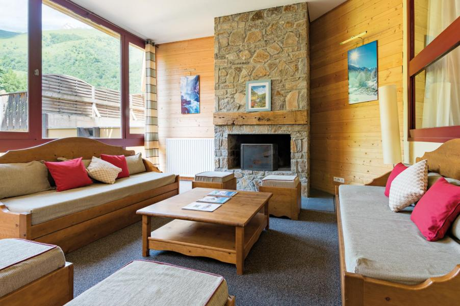 Vacances en montagne Résidence Lagrange le Domaine des 100 Lacs - Cauterets - Réception