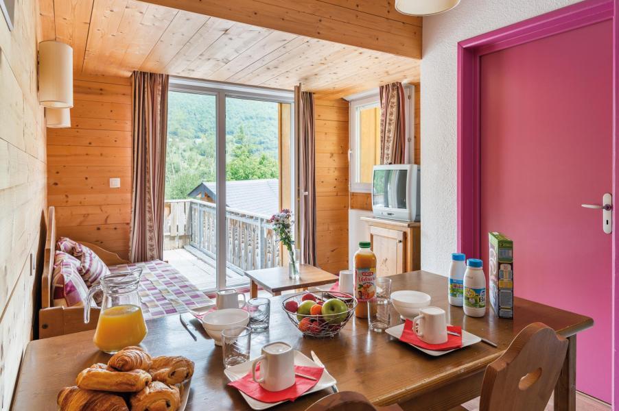 Vacances en montagne Résidence Lagrange le Domaine des 100 Lacs - Cauterets - Séjour