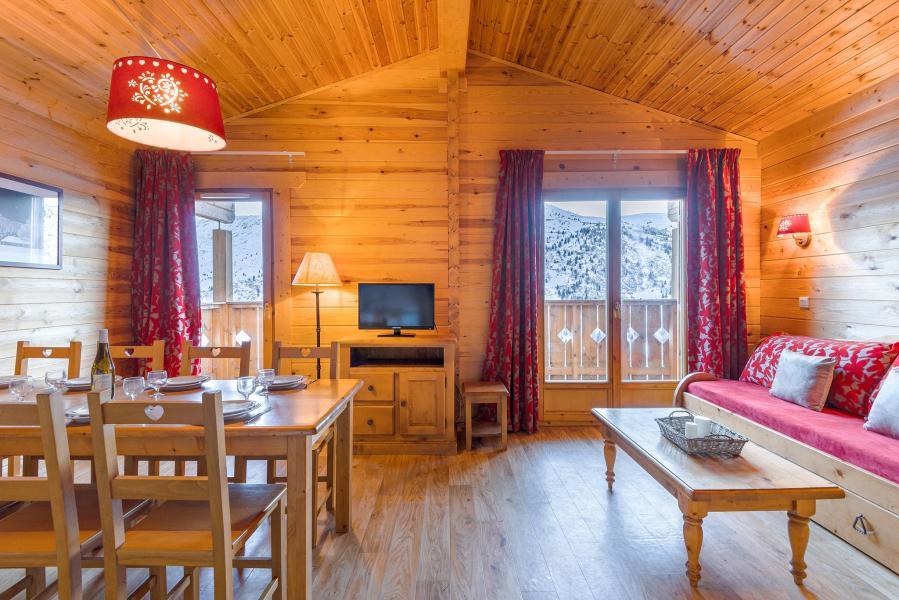 Vacances en montagne Résidence Lagrange le Grand Panorama 2 - Valmeinier - Salle à manger