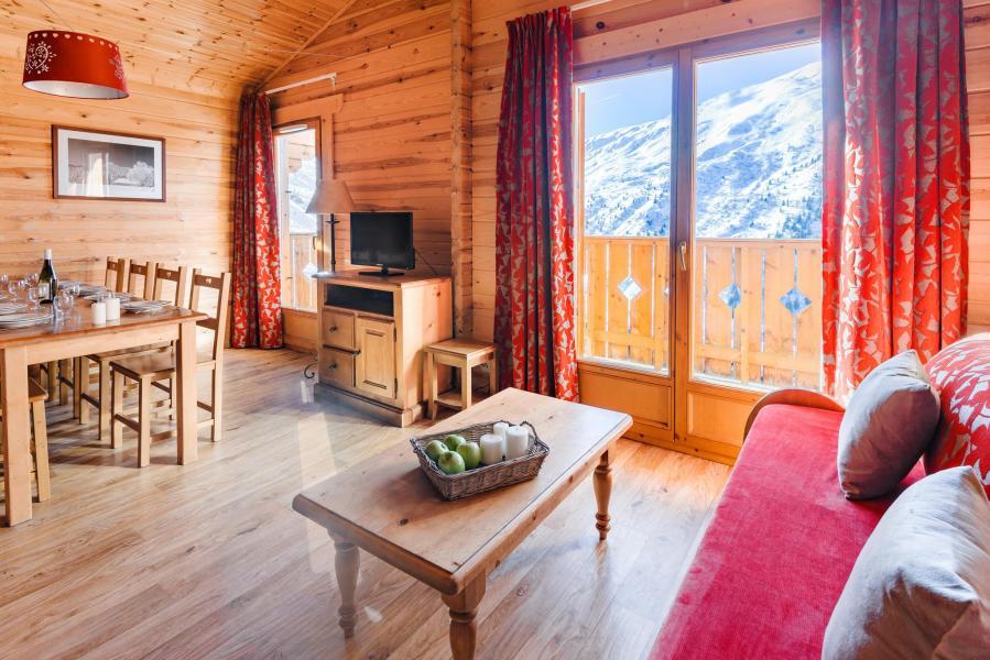 Location 4 personnes valmeinier 1800 alpes du nord montagne vacances - Office du tourisme valmeinier 1800 ...