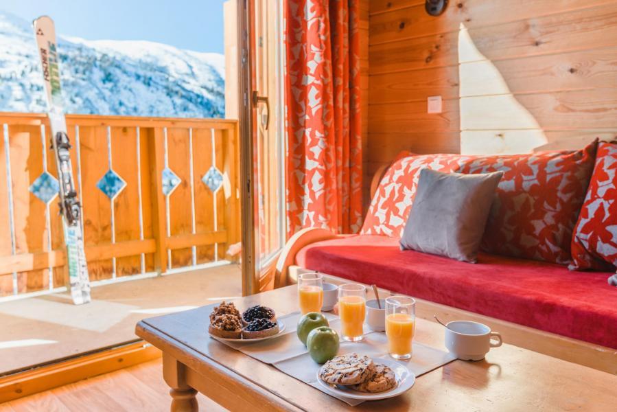 Vacances en montagne Résidence Lagrange le Grand Panorama 2 - Valmeinier - Séjour