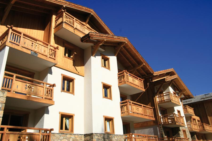 Alquiler al esquí Résidence Lagrange le Hameau du Rocher Blanc - Serre Chevalier - Verano