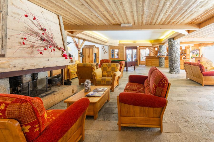 Urlaub in den Bergen Résidence Lagrange le Hameau du Rocher Blanc - Serre Chevalier - Rezeption