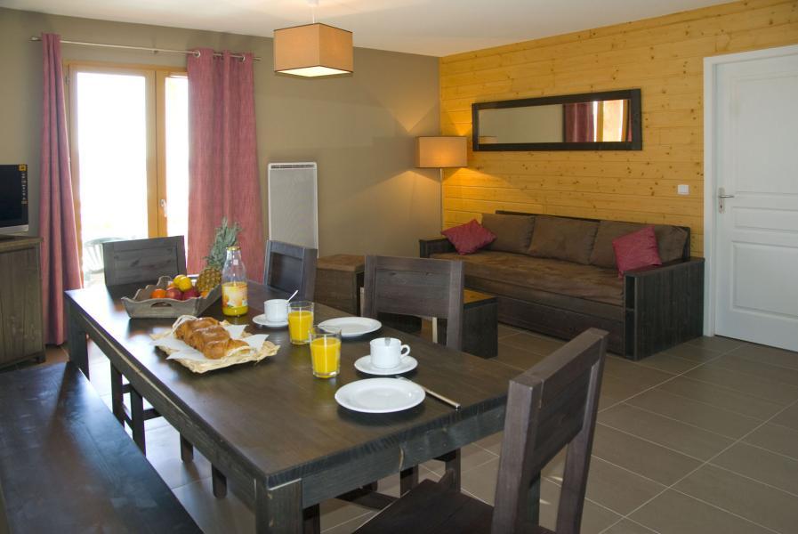 Vacances en montagne Résidence Lagrange le Pic de l'Ours - Font Romeu - Salle à manger