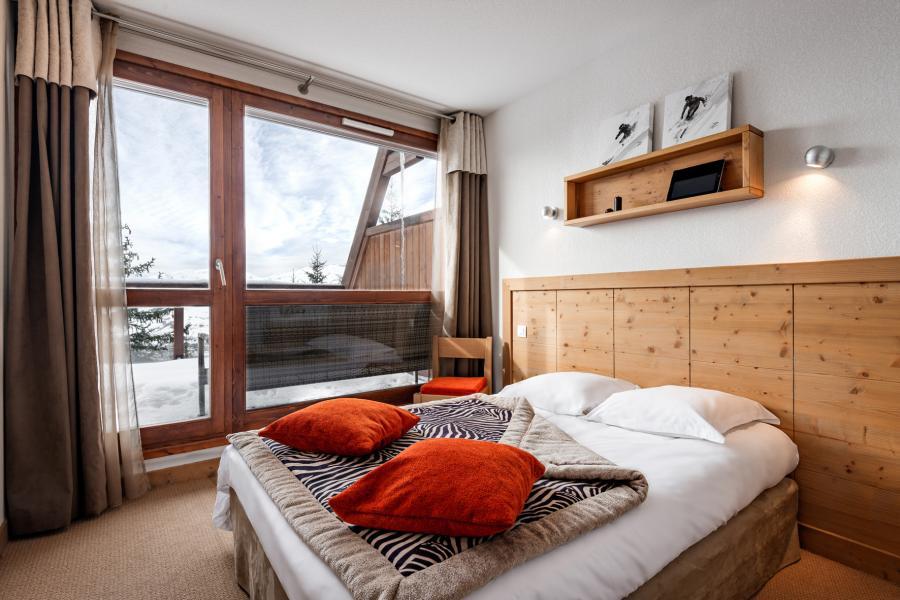 Urlaub in den Bergen Résidence Lagrange le Roc Belle Face - Les Arcs - Schlafzimmer