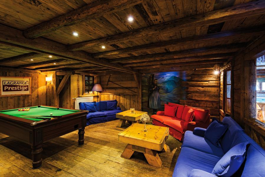 Vacances en montagne Résidence Lagrange le Village des Lapons - Les Saisies - Réception