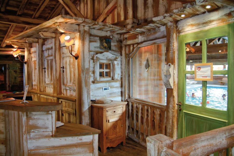 Vacances en montagne Résidence Lagrange le Village des Lapons - Les Saisies -