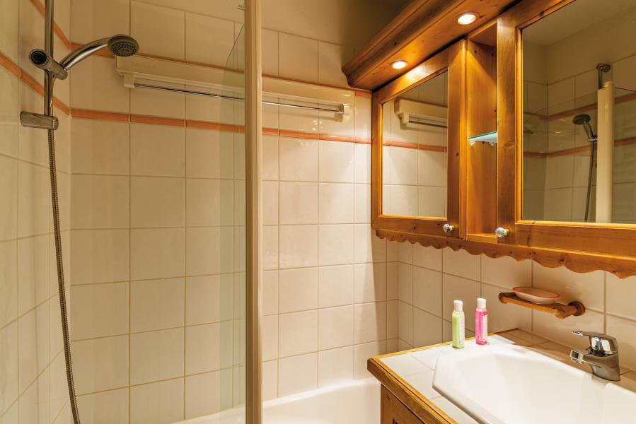 Holiday in mountain resort Résidence Lagrange le Village des Lapons - Les Saisies - Bathroom