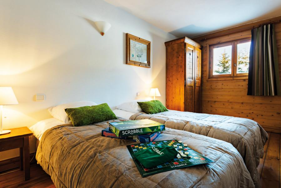 Urlaub in den Bergen Résidence Lagrange le Village des Lapons - Les Saisies - Schlafzimmer
