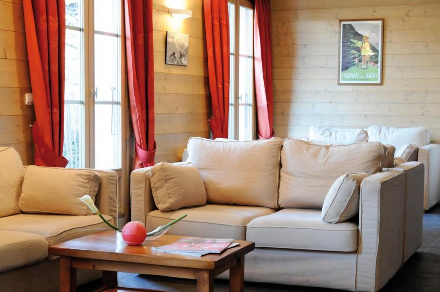 Vacances en montagne Résidence Lagrange les Arolles - Saint Gervais