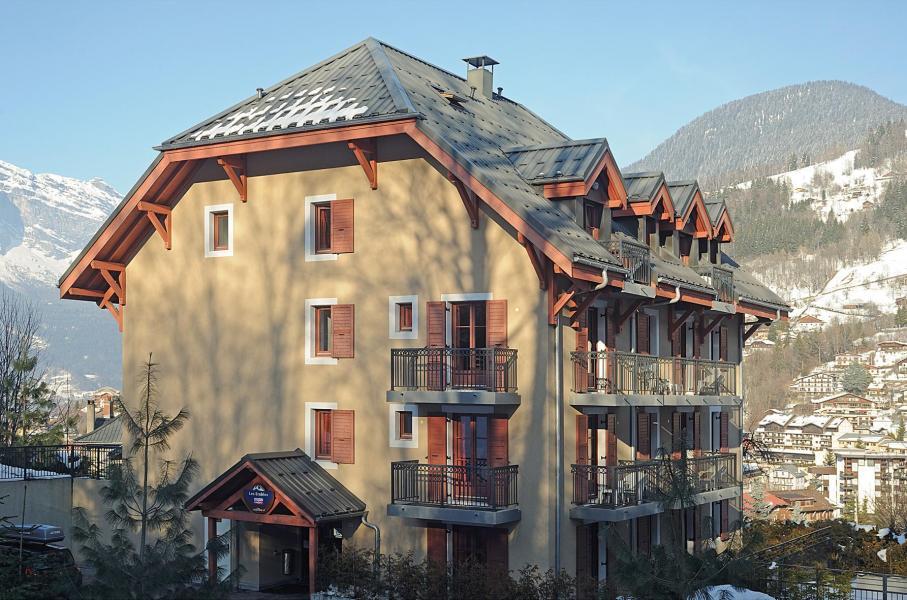 Vacances en montagne Résidence Lagrange les Arolles - Saint Gervais - Extérieur été