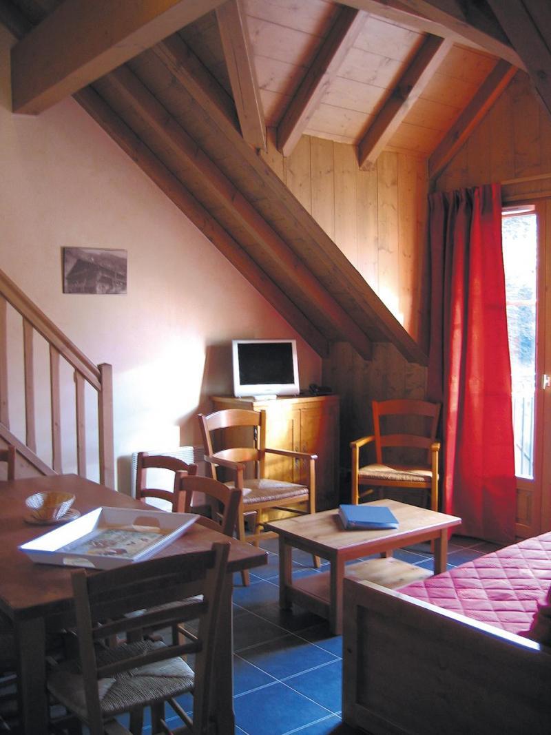 Vacances en montagne Résidence Lagrange les Arolles - Saint Gervais - Séjour