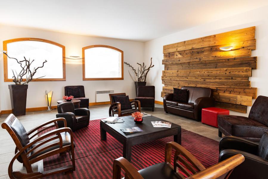 Holiday in mountain resort Résidence Lagrange les Balcons des Aiguilles - La Toussuire - Reception