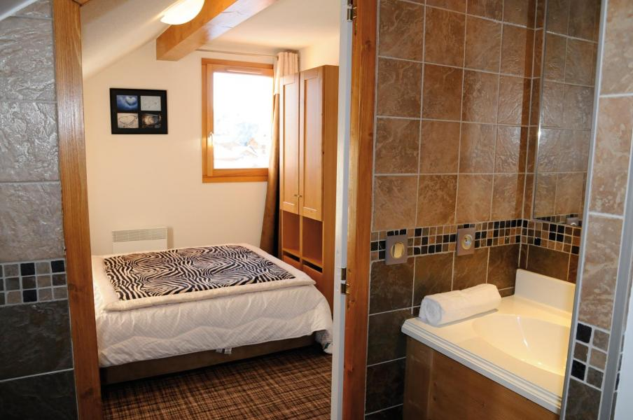 Holiday in mountain resort Résidence Lagrange les Balcons des Aiguilles - La Toussuire - Bedroom
