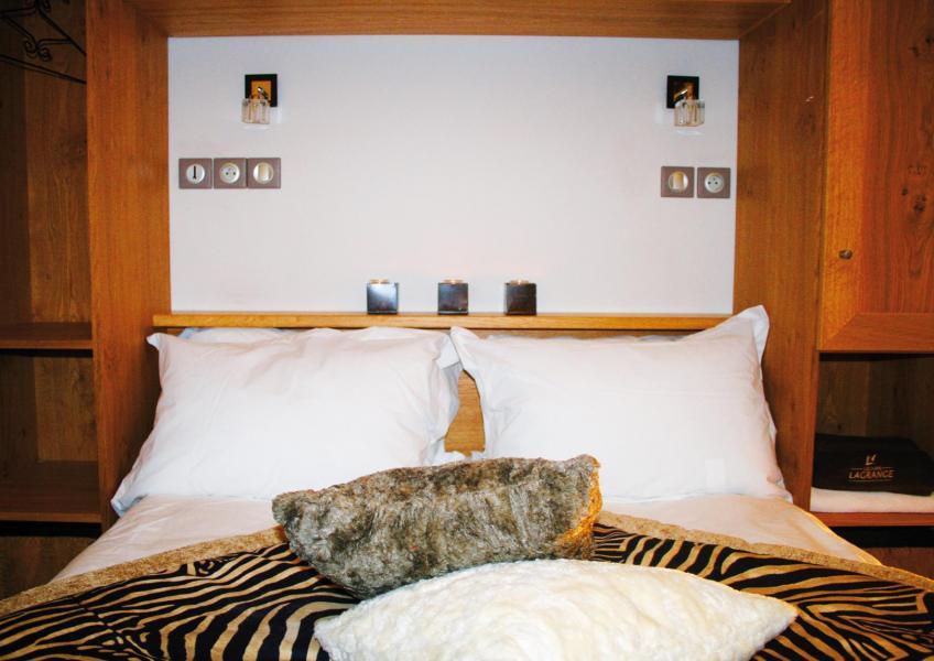 Urlaub in den Bergen Résidence Lagrange les Balcons des Aiguilles - La Toussuire - Schlafzimmer