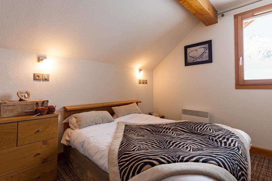 Vakantie in de bergen Résidence Lagrange les Balcons des Aiguilles - La Toussuire - Zolderkamer