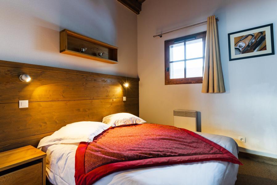 Urlaub in den Bergen Résidence Lagrange les Chalets d'Edelweiss - La Plagne - Schlafzimmer