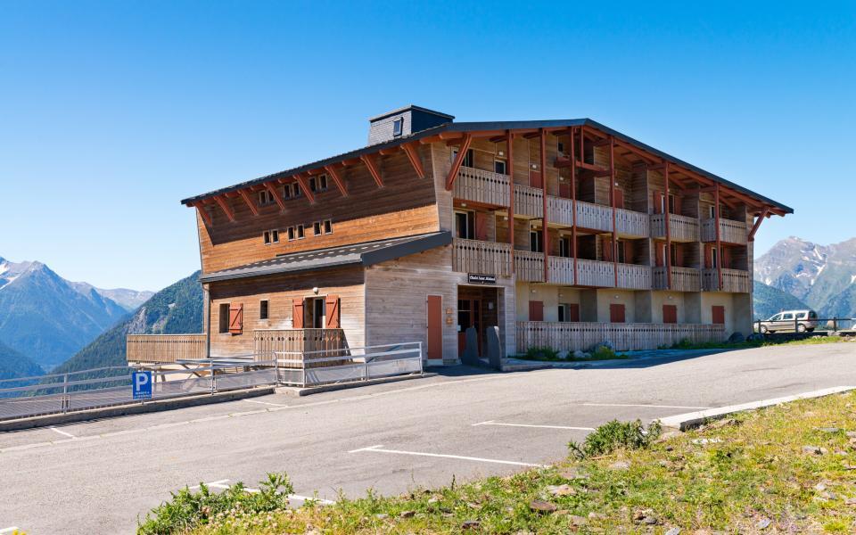 Location au ski Résidence Lagrange les Chalets de l'Adet - Saint Lary Soulan - Extérieur été