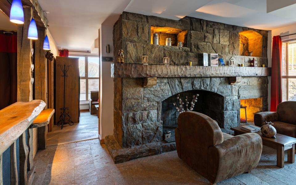 Vacances en montagne Résidence Lagrange les Chalets de l'Adet - Saint Lary Soulan - Réception