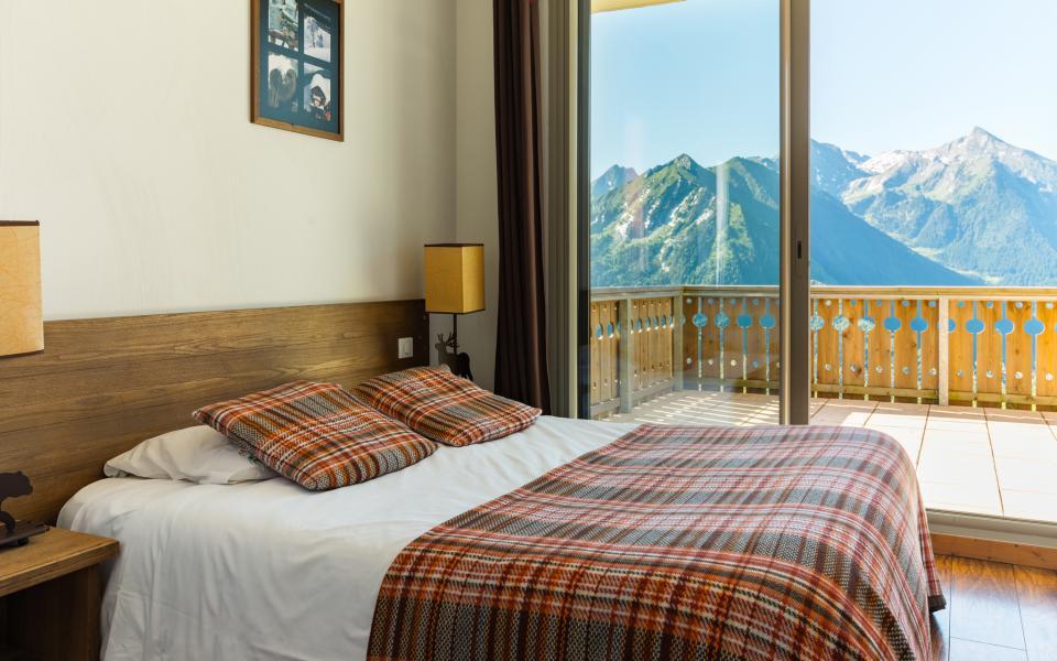 Vacances en montagne Résidence Lagrange les Chalets de l'Adet - Saint Lary Soulan - Chambre