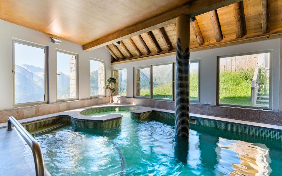 Holiday in mountain resort Résidence Lagrange les Chalets de l'Adet - Saint Lary Soulan