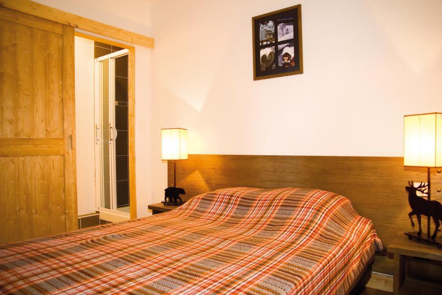 Urlaub in den Bergen Résidence Lagrange les Chalets de l'Adet - Saint Lary Soulan - Schlafzimmer