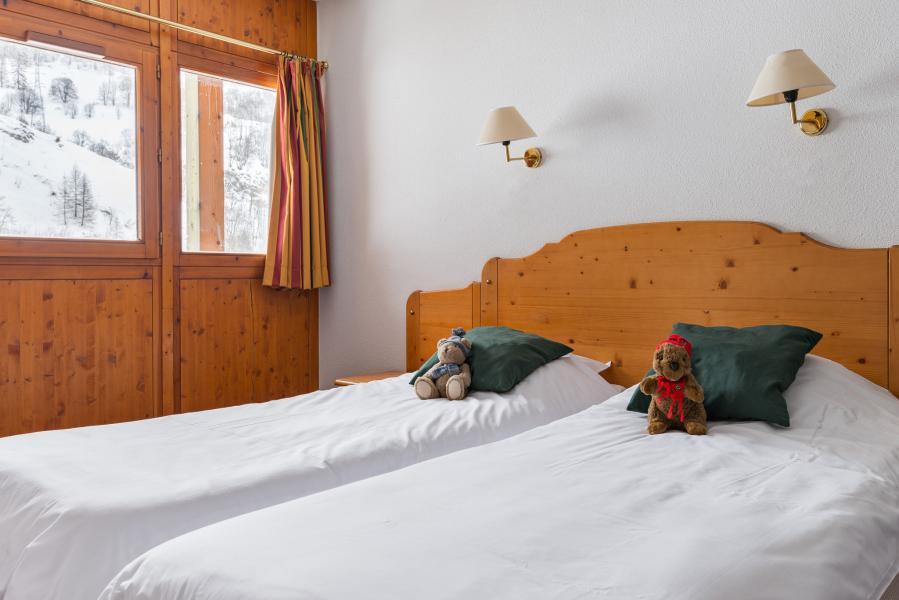 Urlaub in den Bergen Résidence Lagrange les Chalets du Galibier - Valloire - Schlafzimmer