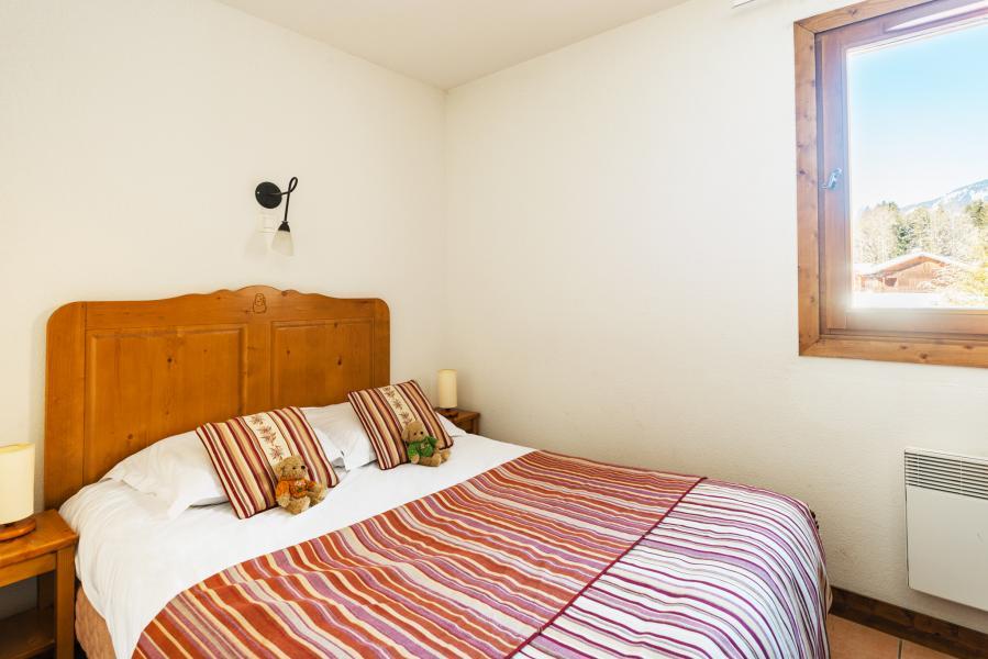 Urlaub in den Bergen Résidence Lagrange les Fermes de Samoëns - Samoëns - Schlafzimmer