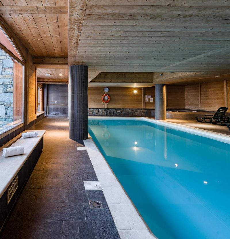Holiday in mountain resort Résidence Lagrange les Hauts de Comborcière - La Toussuire