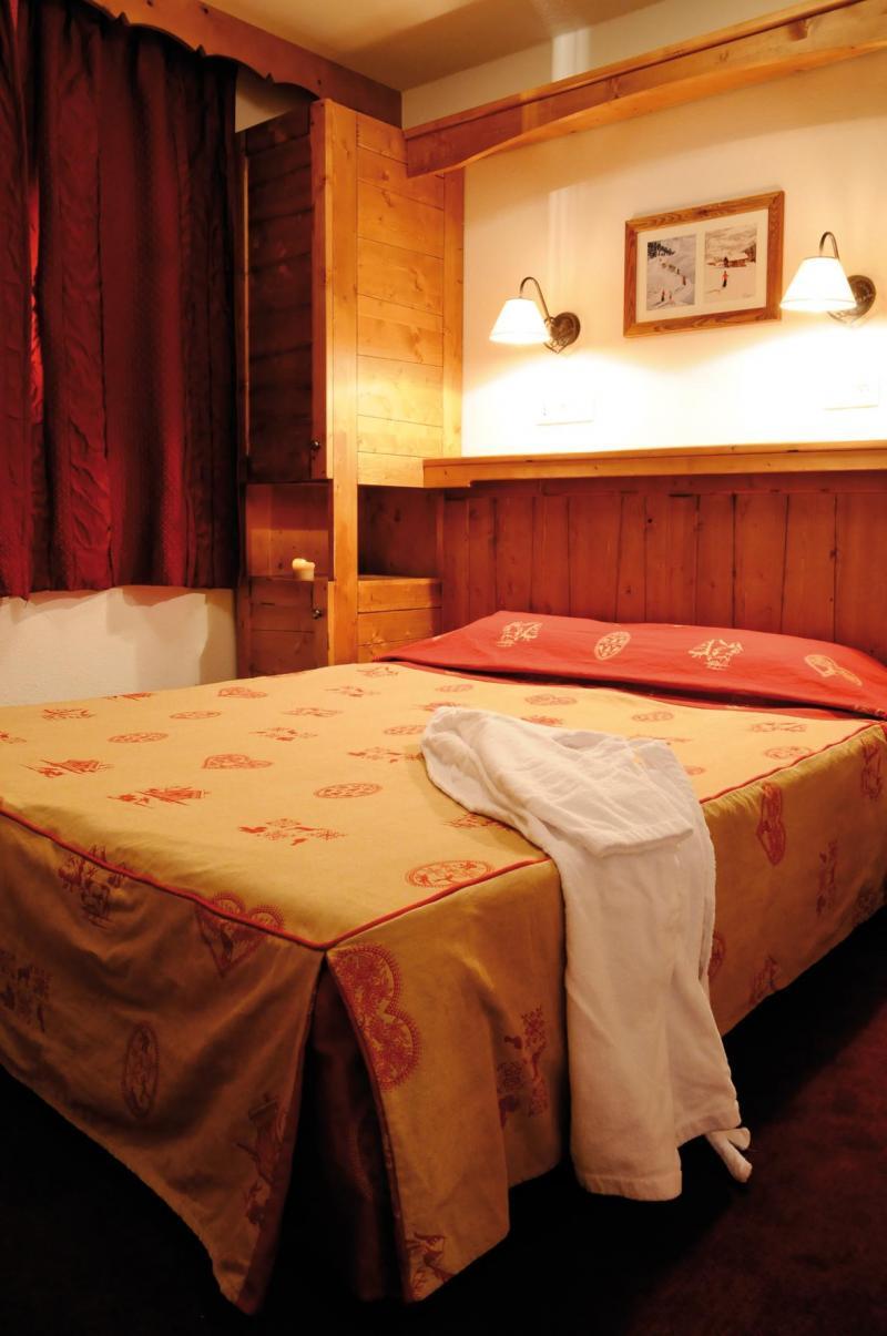 Urlaub in den Bergen Résidence Lagrange les Hauts de Comborcière - La Toussuire - Schlafzimmer