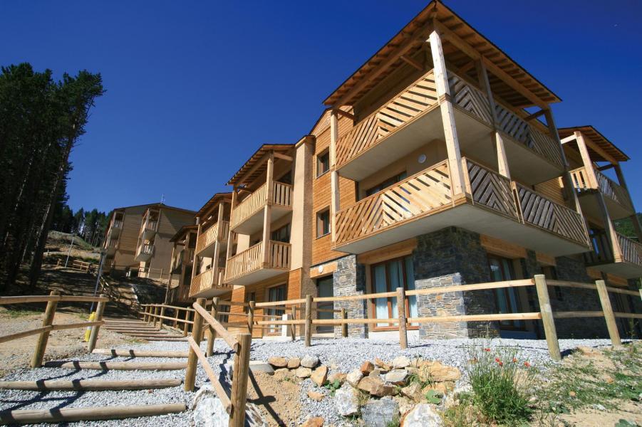 Alquiler al esquí Résidence Lagrange Prat de Lis - Les Angles - Verano