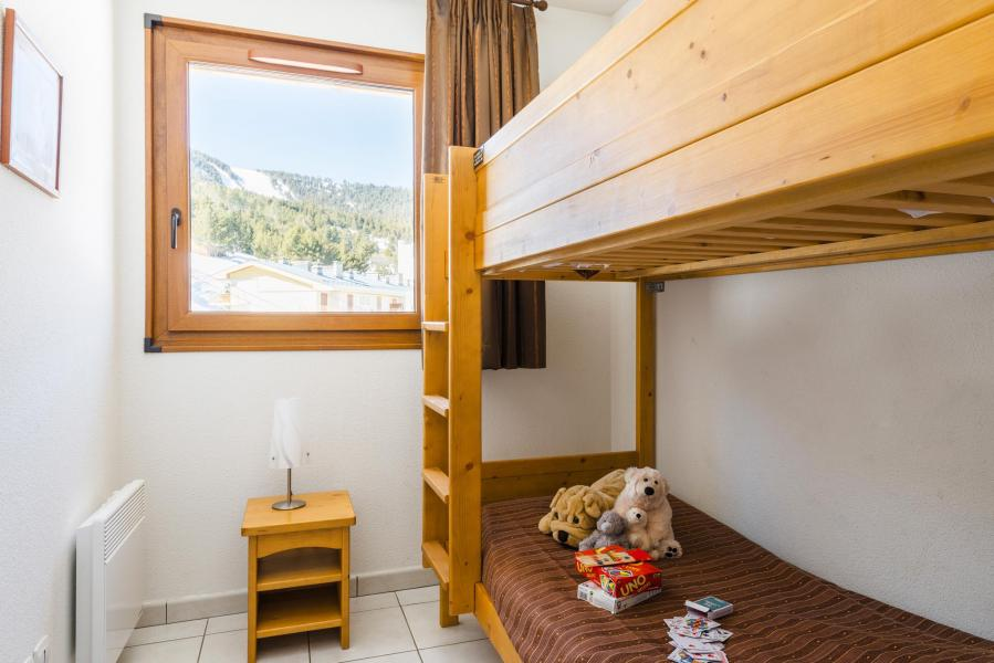 Holiday in mountain resort Résidence Lagrange Prat de Lis - Les Angles - Bunk beds