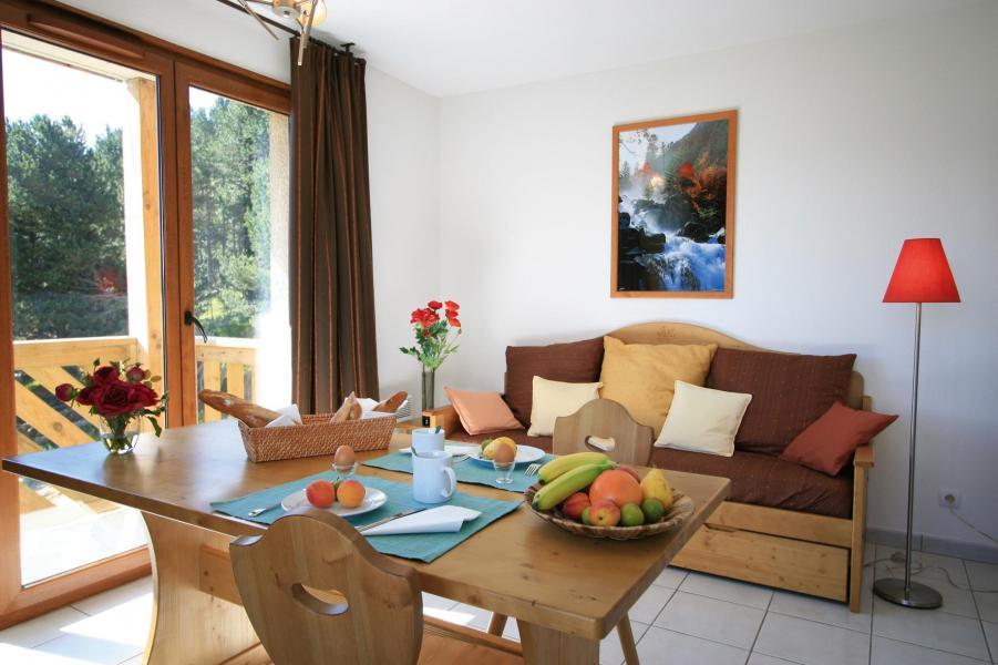 Vacances en montagne Résidence Lagrange Prat de Lis - Les Angles - Canapé-lit