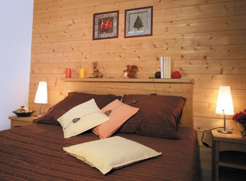 Vacances en montagne Résidence Lagrange Prat de Lis - Les Angles - Lit double
