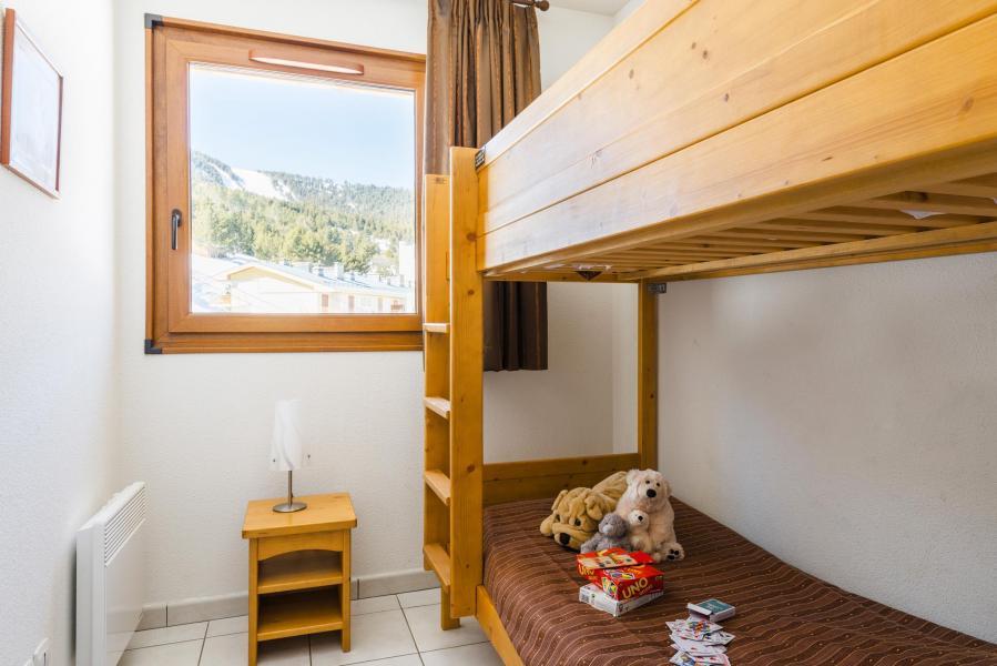 Vacances en montagne Résidence Lagrange Prat de Lis - Les Angles - Lits superposés