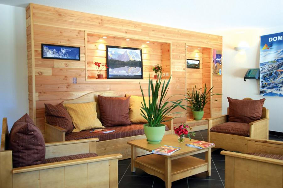 Holiday in mountain resort Résidence Lagrange Prat de Lis - Les Angles - Living room