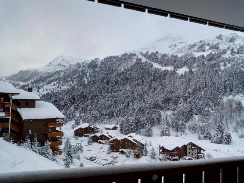 Vacances en montagne Appartement 2 pièces 4 personnes (022) - Résidence Lama - Méribel-Mottaret