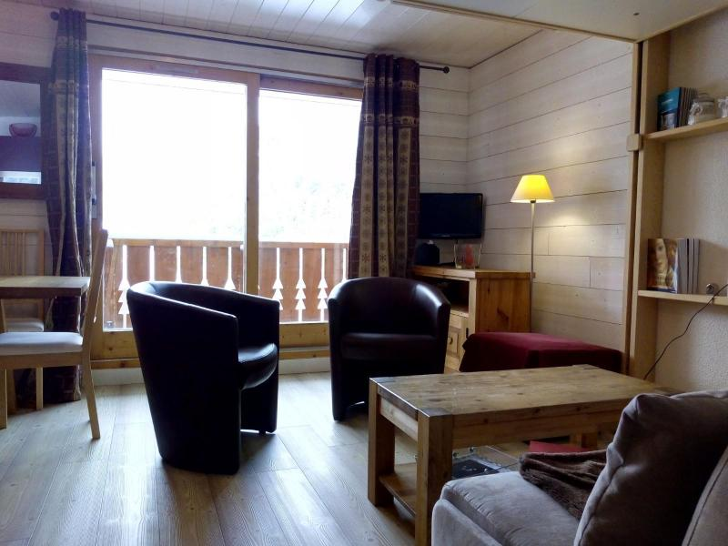 Vacances en montagne Appartement 2 pièces 4 personnes (022) - Résidence Lama - Méribel-Mottaret - Fauteuil