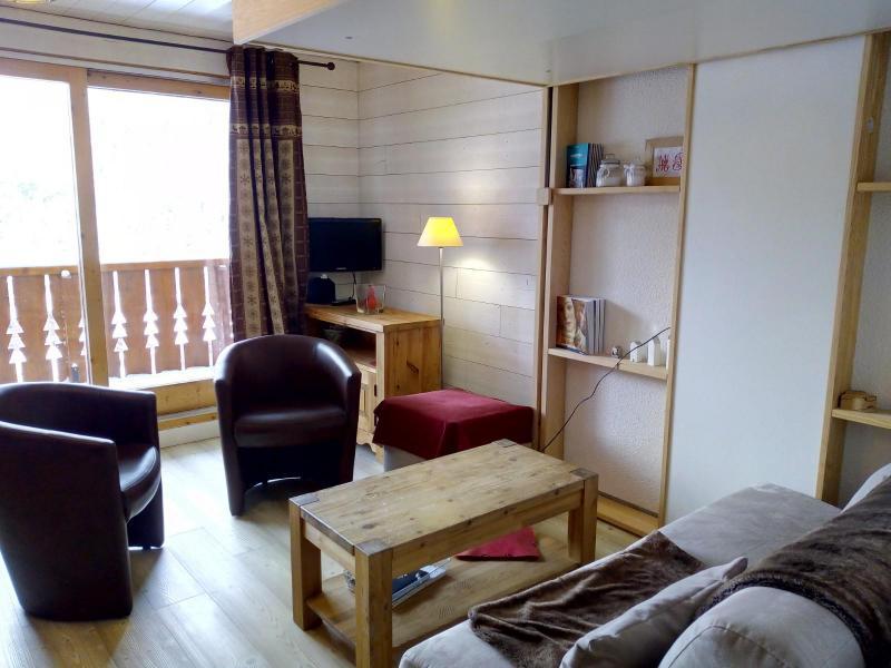 Vacances en montagne Appartement 2 pièces 4 personnes (022) - Résidence Lama - Méribel-Mottaret - Séjour