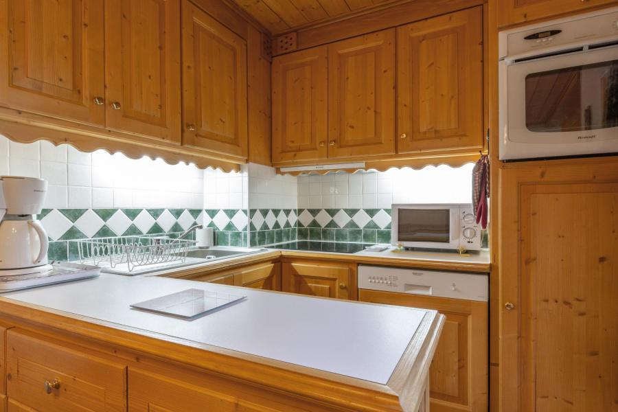 Vacances en montagne Appartement 3 pièces 6 personnes (018) - Résidence Lama - Méribel-Mottaret - Kitchenette