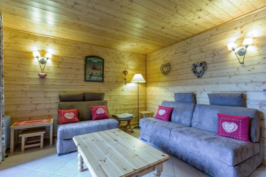 Vacances en montagne Appartement 3 pièces 6 personnes (018) - Résidence Lama - Méribel-Mottaret - Séjour