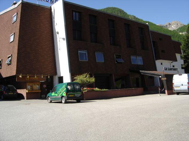 Soggiorno sugli sci Résidence Lautaret - Serre Chevalier - Esteriore estate