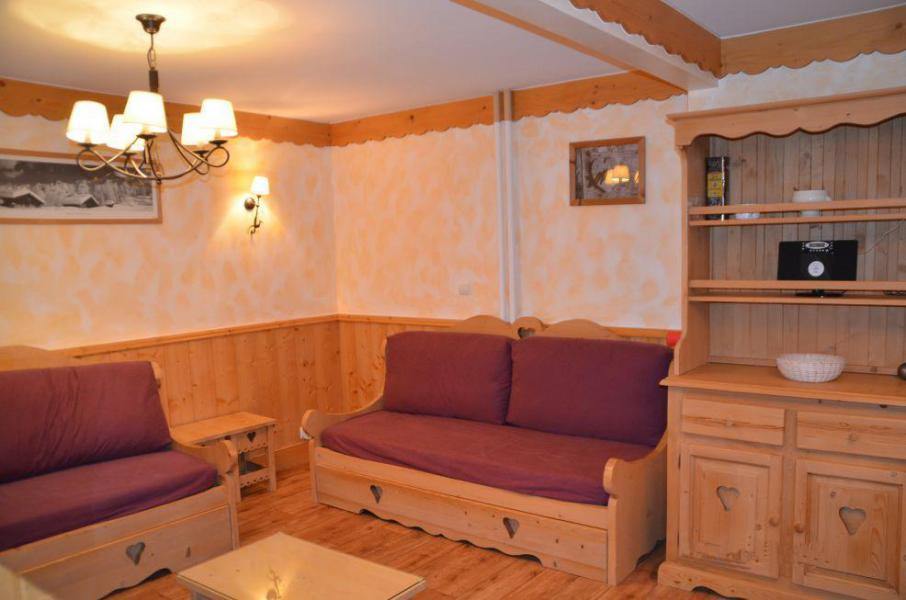 Vacances en montagne Appartement duplex 2 pièces 6 personnes - Résidence Lauzes - Les Menuires