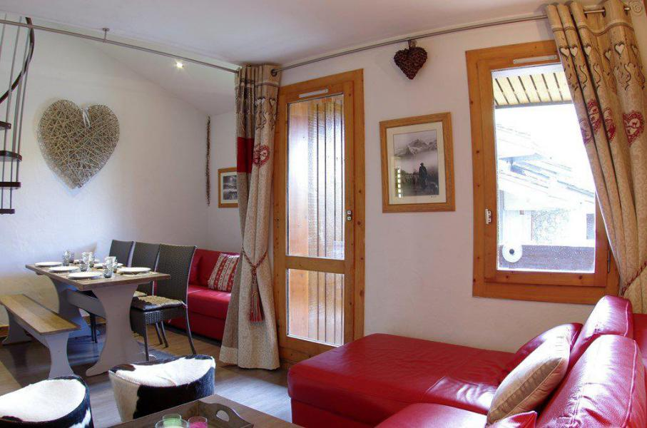 Wakacje w górach Apartament duplex 3 pokojowy 6 osób (G375) - Résidence Lauzière-Dessous - Valmorel