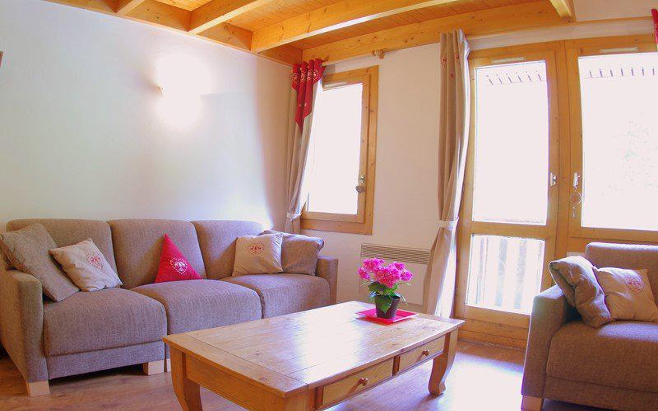 Wakacje w górach Apartament duplex 5 pokojowy 9 osób (G234) - Résidence Lauzière-Dessus - Valmorel