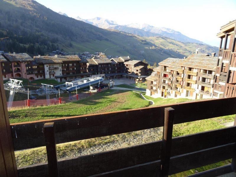 Wakacje w górach Studio 4 osoby (G120) - Résidence Lauzière-Dessus - Valmorel