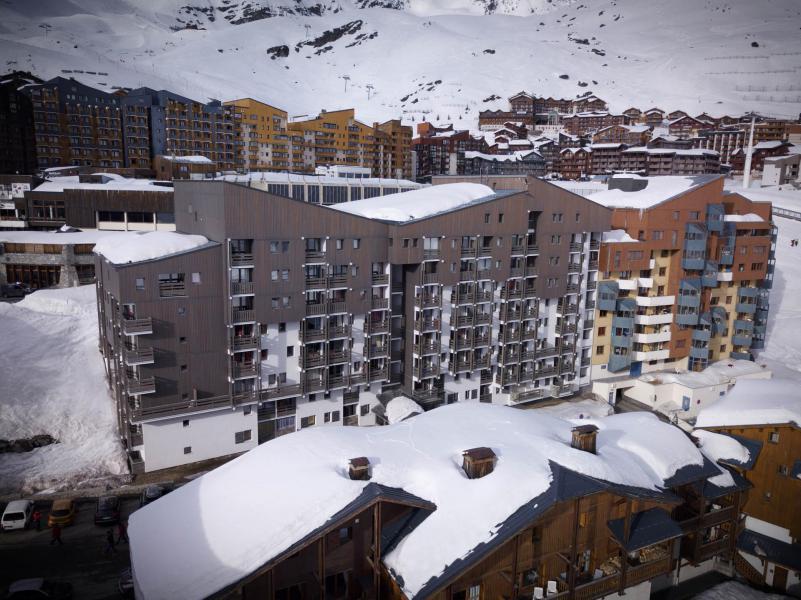 Vacances en montagne Résidence Lauzières - Val Thorens