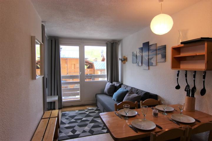Vacances en montagne Studio cabine 4 personnes (111) - Résidence Lauzières - Val Thorens